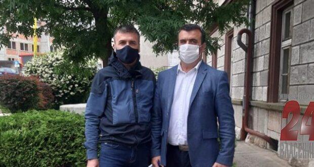 Зворник : Двије хиљаде заштитних маски општини Власеница од Републичке управе цивилне заштите